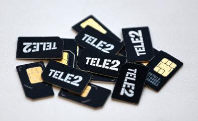 Оператор Tele2 использует чужой товарный знак