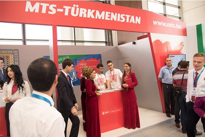 МТС будет судиться с Туркменистаном