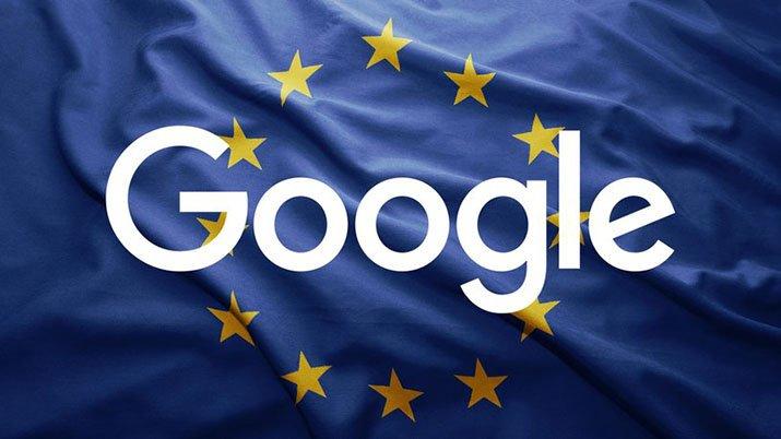 Google оштрафовали на пять миллиардов долларов
