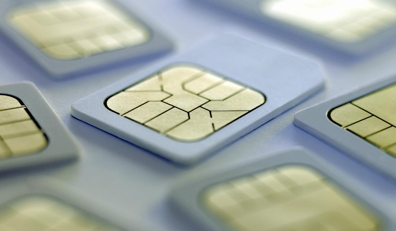 Минкомсвязи запретит SIM-карты иностранного производства