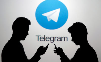 Мессенджер Telegram оказался не анонимным