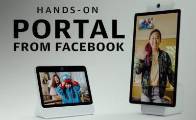У Facebook появился собственный гаджет Portal