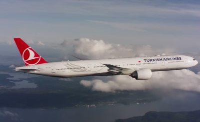 В системе регистрации Turkish Airlines произошел сбой