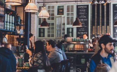 Сбербанк и Rambler создали цифровую платформу для кафе