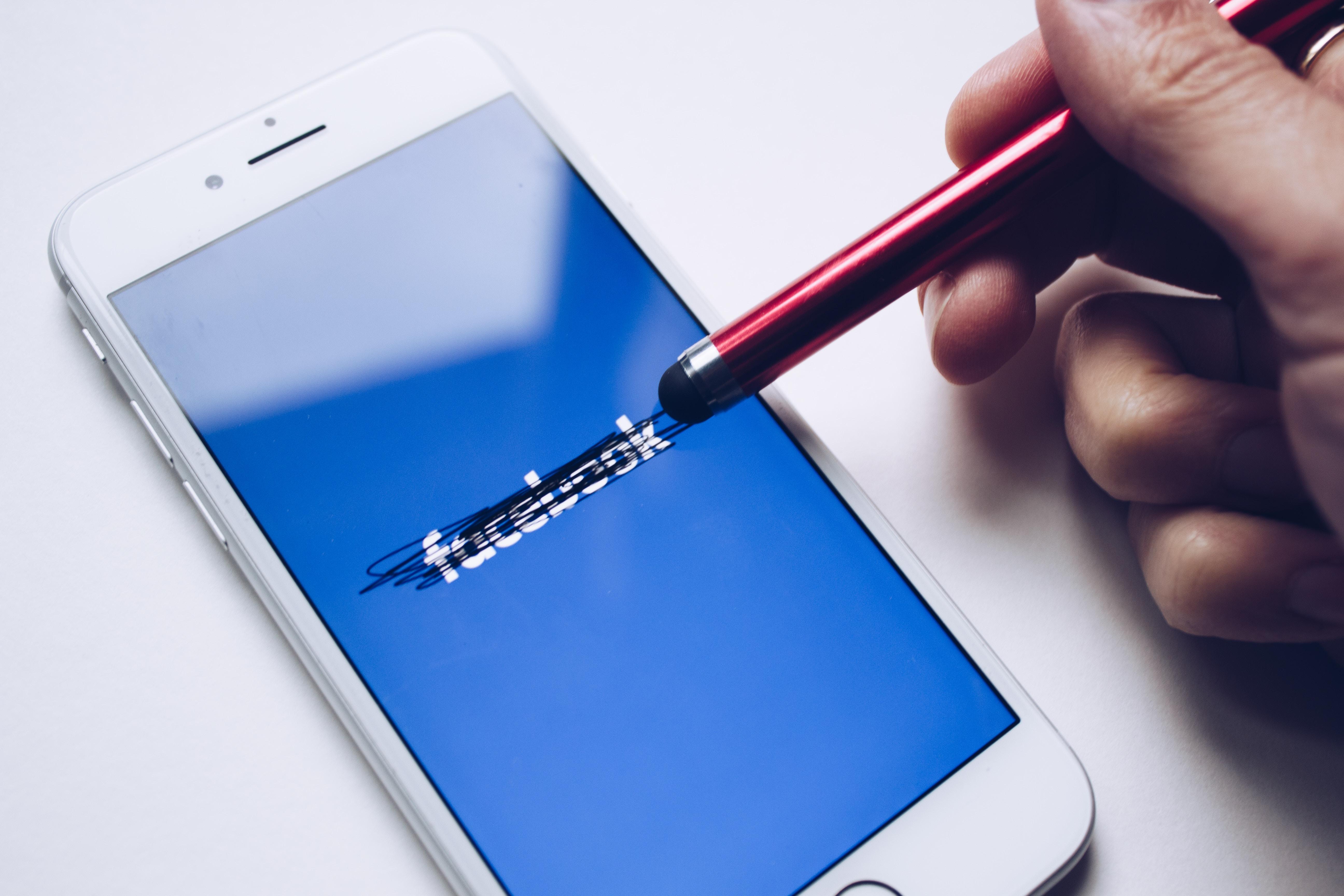 Facebook признался в утечке данных пользователей в РФ