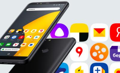 Яндекс.Телефон скоро поступит в продажу