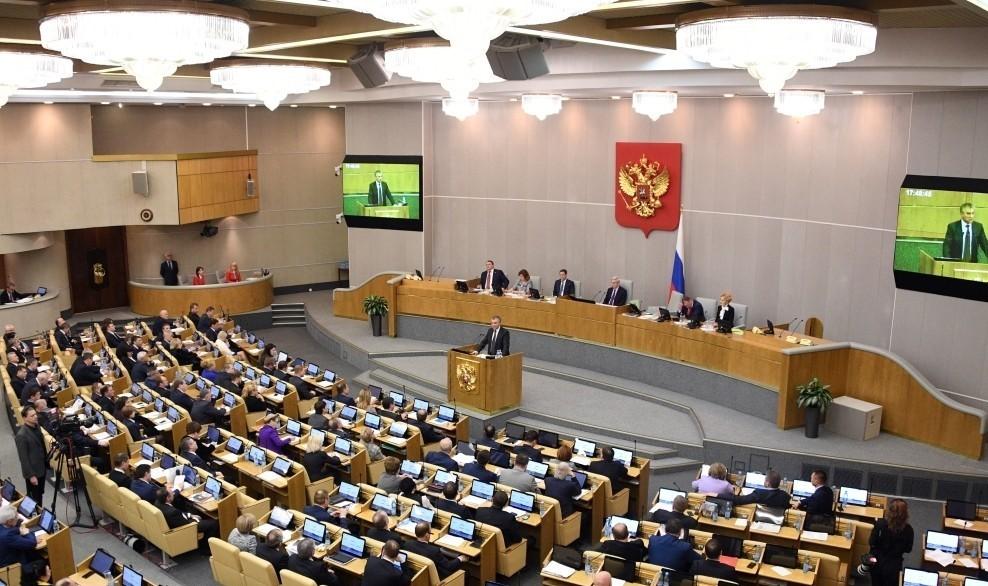 Проект закона: отключение России от мирового интернета