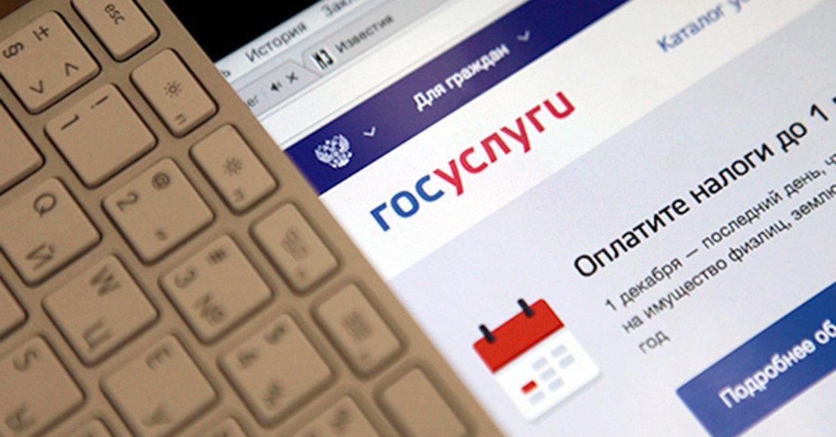 Электронные госуслуги: пользуются менее 70% россиян