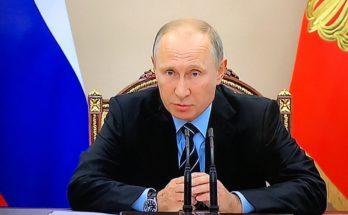 Путин одобрил Закон о фейках
