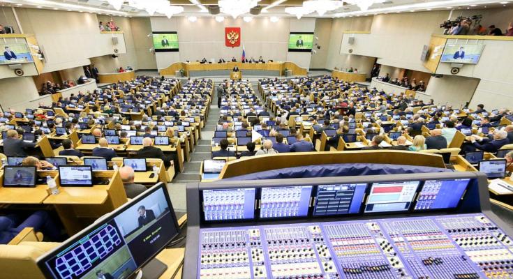 Второе чтение: Закон О суверенном рунете