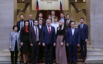 В Госдуме РФ стартовал 8 поток программы BCL