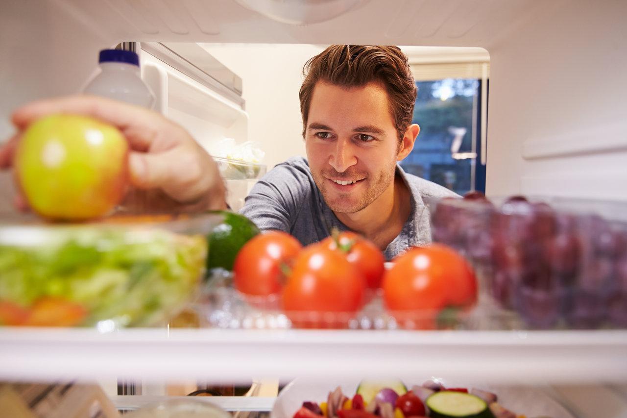 Умный холодильник от Сбербанка
