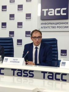 Пётр Кушиков, директор по развитию Danycom.