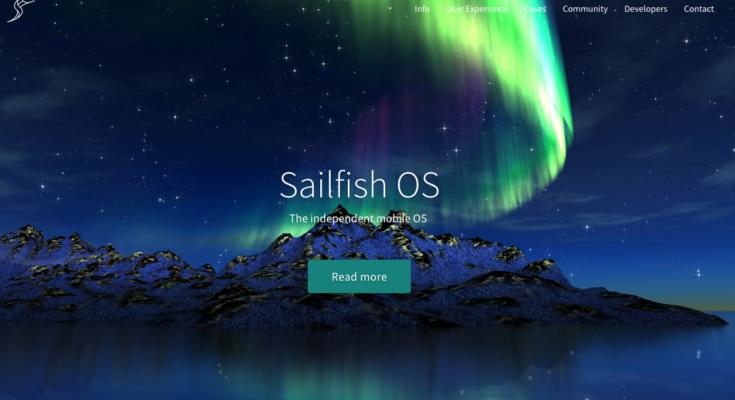 Huawei заменит Android на Sailfish