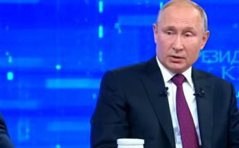 Прямая линия с Путиным 2019 без кибератак