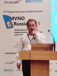 Алексей Чернецов, директор проектного офиса MVNO ПАО Ростелеком