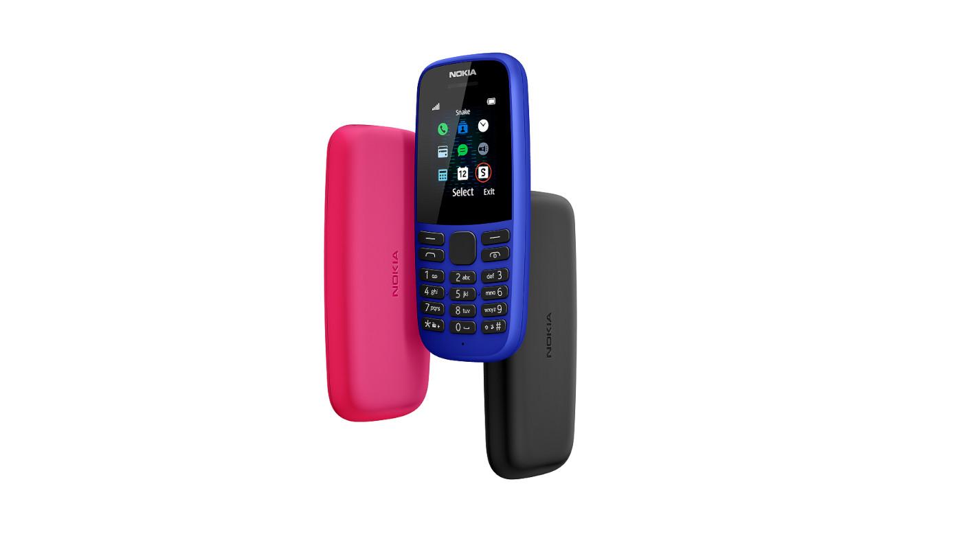 Обзор: телефоны Nokia 220 4G и Nokia 105
