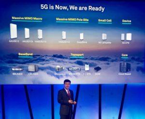 Huawei 5G сеть, оборудование 5G от Huawei