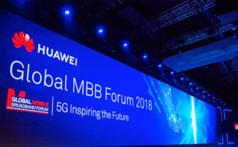 Huawei Mobile broadband forum, Huawei 5G technology