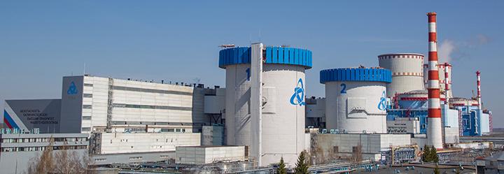Калининская АЭС, Росэнергоатом. Общий вид электростанции