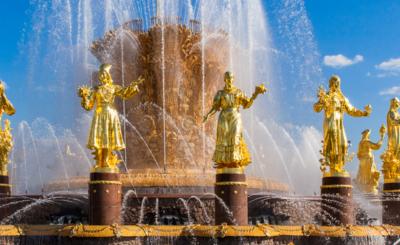 5G МТС зоны в Москве и Кронштадте