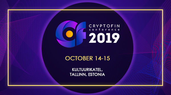 CryptoFin Conference & Expo в Таллинне