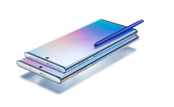 Galaxy Note 10+ от Samsung: смартфон со стилусом за 89990 рублей
