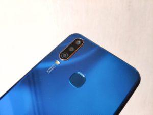 Смартфон Vivo Y17 задняя панель и камера