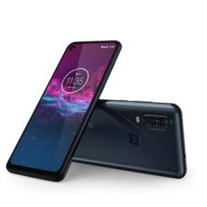Motorola one action - смартфон с дисплеем Cinema Vision