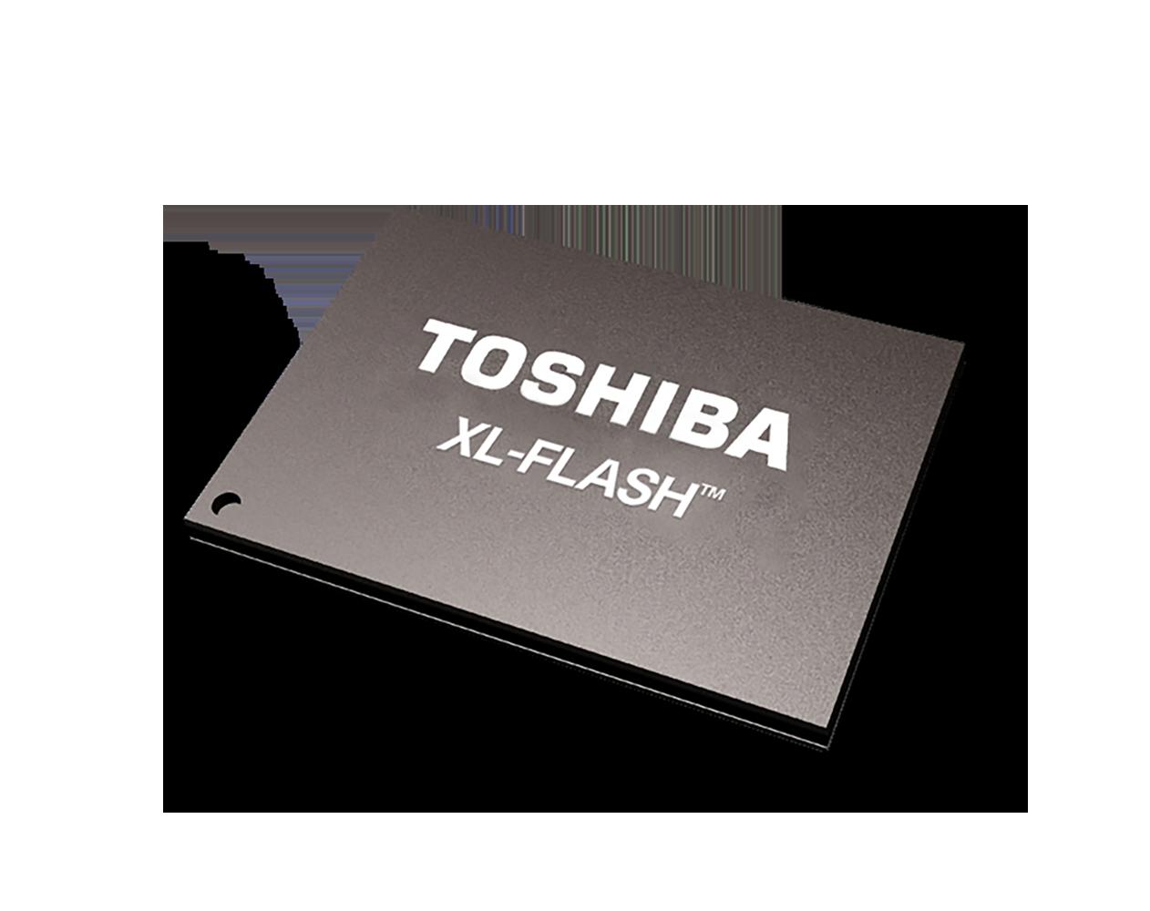 Флеш память Toshiba XL-FLASH для хранилищ данных