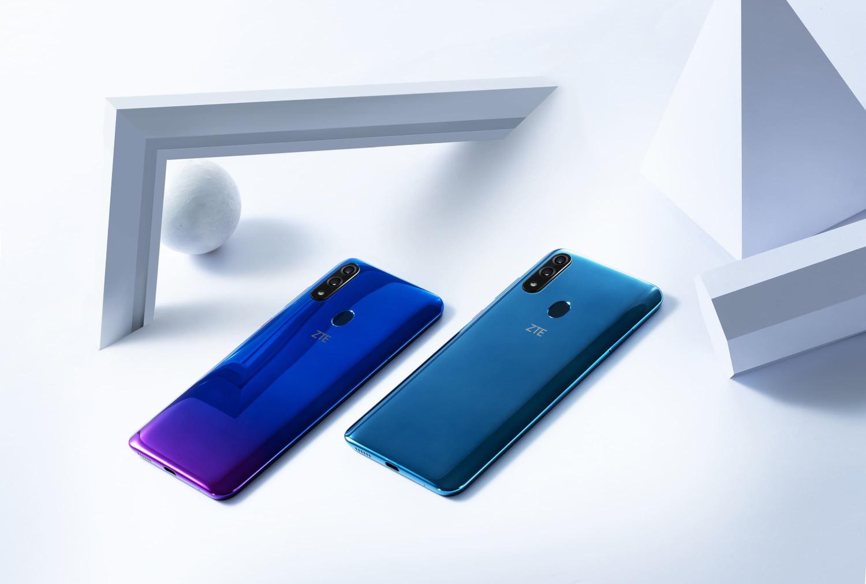 ZTE Blade V10 обзор смартфона