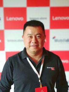 Дэвид Динг, операционный директор по продуктам Lenovo Smartphones