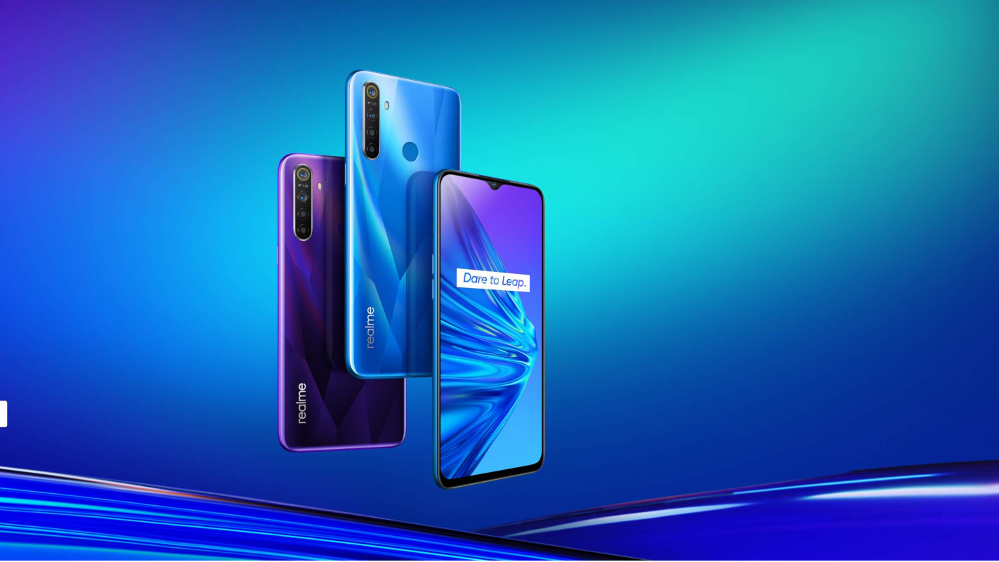 Realme 5 Pro представили в Индии