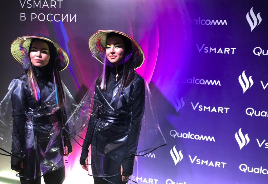 VSmart выходит на российский рынок
